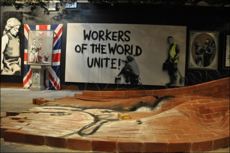 Banksy vs Bristol